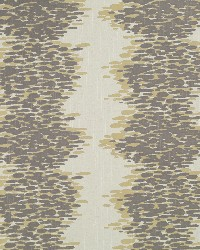 Robert Allen Dapple Rr Bk Citrine Fabric