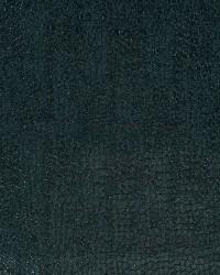 Robert Allen Smooth Croc Blue Pine Fabric