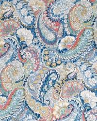 Robert Allen Zen Paisley Porcelain Fabric