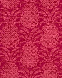 Robert Allen Colony Club Strawberry Fabric