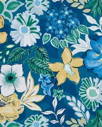 Robert Allen Bahenga Deep Pool Fabric