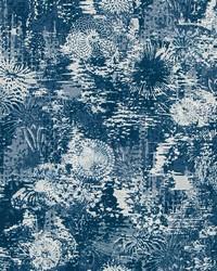 Robert Allen Fezara Indigo Fabric