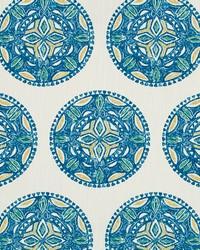 Robert Allen Amapondo Deep Pool Fabric