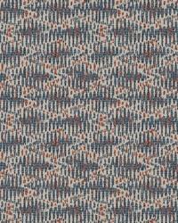 Robert Allen Bamenda Indigo Fabric
