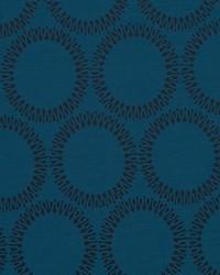 Robert Allen Bubble Row Tourmaline Fabric