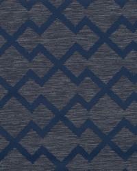 Robert Allen Tribal Zig Zag Midnight Fabric