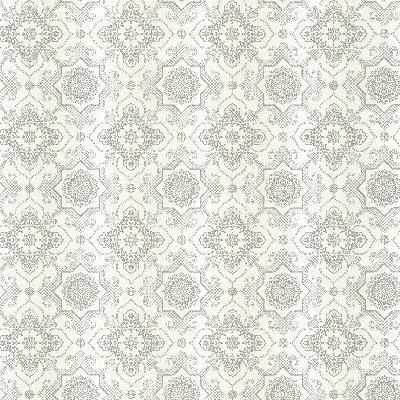 Brewster Wallcovering Tendilla  Light Grey Lattice Light Grey Alhambra