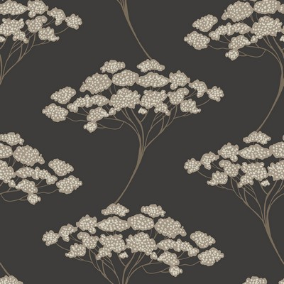 Brewster Wallcovering Banyan Black Tree Wallpaper Charcoal Search Results