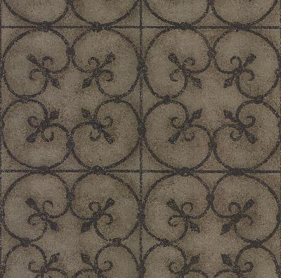 Brewster Wallcovering Avalon Brass Ironwork Brass Modern Designs