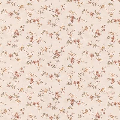 Brewster Wallcovering Valerie Tawny Floral Trail Tawny Andover Miniatures IV