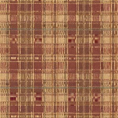 Brewster Wallcovering Tartan Wool Brick Plaid Brick New Country