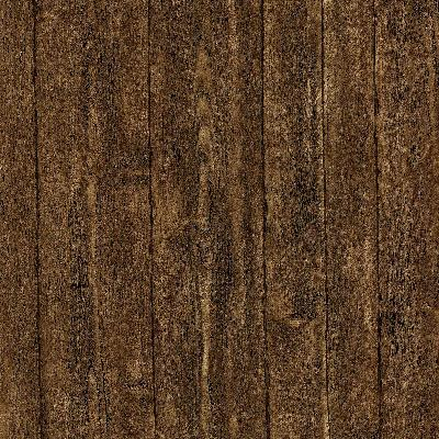 Brewster Wallcovering Timber Brown Wood Panel Brown New Country