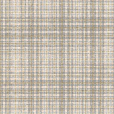 Brewster Wallcovering Tilton Blue Plaid Blue New Country