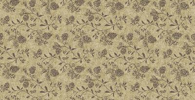 Brewster Wallcovering Ponderosa Brown Pinecones Brown New Country