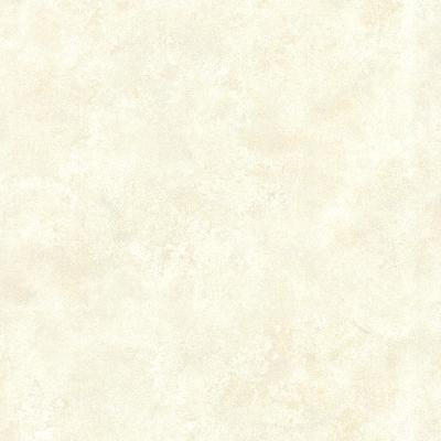 Brewster Wallcovering Aspasia Cream Distressed Texture Cream Brewster Wallpaper