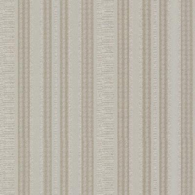 Brewster Wallcovering Apollo Pewter Tweed Stripe Pewter Brewster Wallpaper