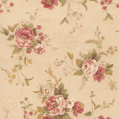 Mirage Stella Taupe Maxwell Floral  Taupe Search Results