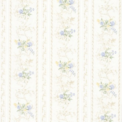 Mirage Maury Light Blue Floral Bouquet Stripe Light Blue Search Results
