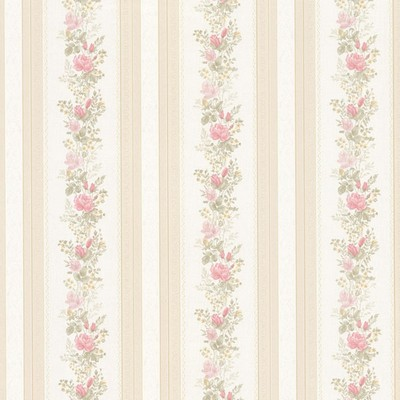 Mirage Alexis Pink Satin Floral Stripe Pink Search Results