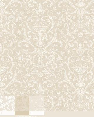 Brewster Wallcovering Brown Etruscan Brown Ethnic and Global