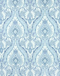Greenhouse Fabrics B7096 CORNFLOWER Fabric