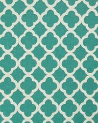 Greenhouse Fabrics B7159 TURQUOISE Fabric