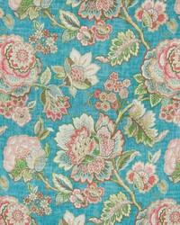 Greenhouse Fabrics B7233 AZURE Fabric