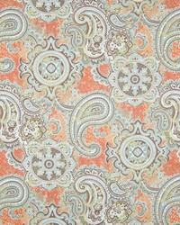 Greenhouse Fabrics B7239 PAPAYA Fabric