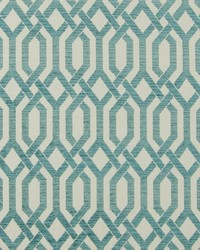 Greenhouse Fabrics B7603 TURQUOISE Fabric