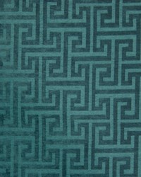 Greenhouse Fabrics B7607 TEAL Fabric