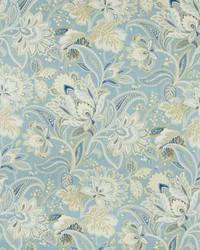 Greenhouse Fabrics B8320 PORCELAIN Fabric