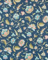 Greenhouse Fabrics B8346 ULTRAMARINE Fabric