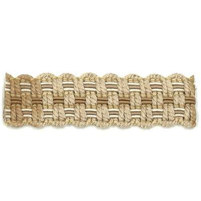 Stout Trim Adapt Braid JUTE Stout Trim