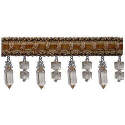 Stout Trim Chagall Beaded Fringe BISCUIT Beige Trims