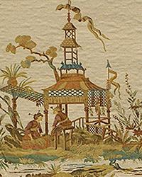 Magnolia Fabrics Dharma Eggnog Fabric