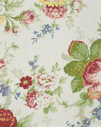Ralph Lauren Garden Club White Fabric