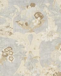 Ralph Lauren Hathersage Floral Shale Fabric
