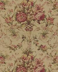 Ralph Lauren Guinevere Floral Tea Fabric
