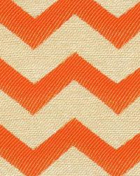 Stout PYRAMID ORANGE Fabric