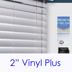 1 Vinyl Mini Blinds Free Shipping