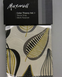Color Theory Stone Gray Maxwell Fabrics