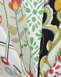 Color Waves Gardenia Maxwell Fabrics