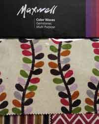 Color Waves Gemstones Maxwell Fabrics