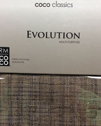 Evolution RM Coco Fabric