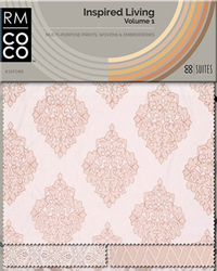 Inspired Living Vol 1 RM Coco Fabric