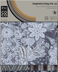 Inspired Living Vol 12 RM Coco Fabric