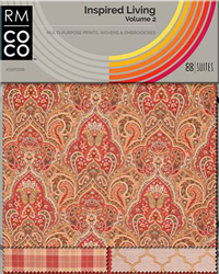 Inspired Living Vol 2 RM Coco Fabric