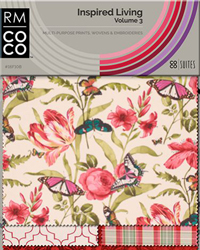 Inspired Living Vol 3 RM Coco Fabric