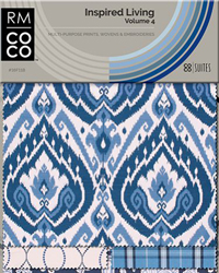 Inspired Living Vol 4 RM Coco Fabric