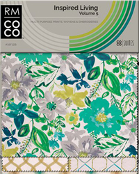 Inspired Living Vol 5 RM Coco Fabric